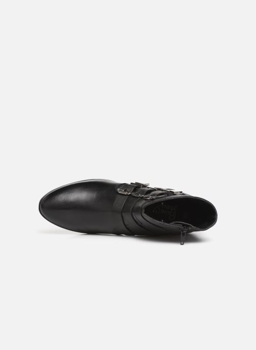 Botines  I Love Shoes THERRIE LEATHER Negro vista lateral izquierda