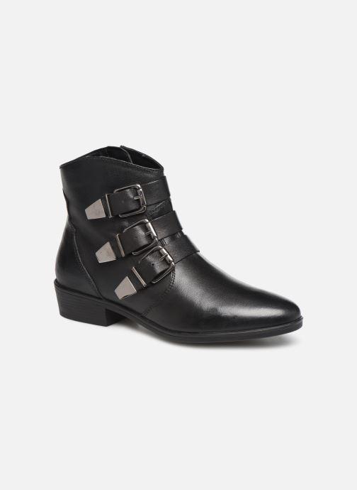 Botines  I Love Shoes THERRIE LEATHER Negro vista de detalle / par