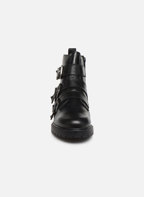 Bottines et boots I Love Shoes THYLER LEATHER Noir vue portées chaussures