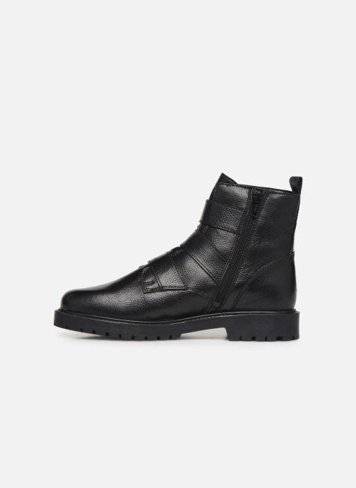 Bottines et boots I Love Shoes THYLER LEATHER Noir vue face