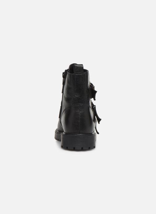 Bottines et boots I Love Shoes THYLER LEATHER Noir vue droite