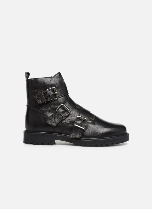 Bottines et boots I Love Shoes THYLER LEATHER Noir vue derrière