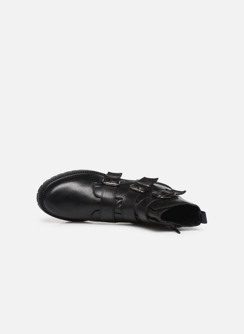Bottines et boots I Love Shoes THYLER LEATHER Noir vue gauche