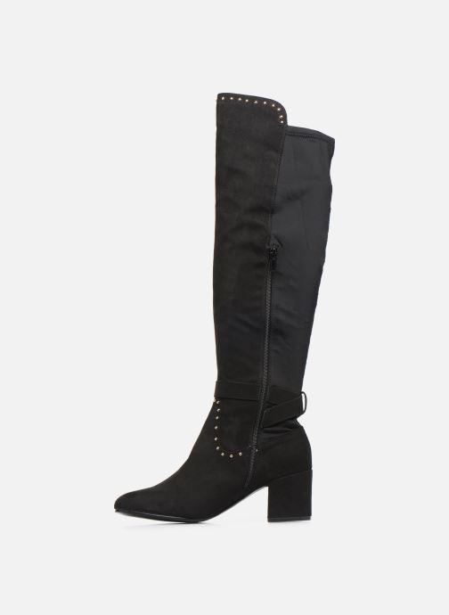 Botas I Love Shoes THADELYN Negro vista de frente