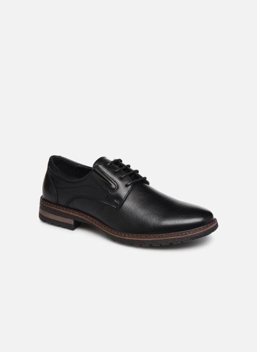 Chaussures à lacets I Love Shoes THRAFIC Noir vue détail/paire