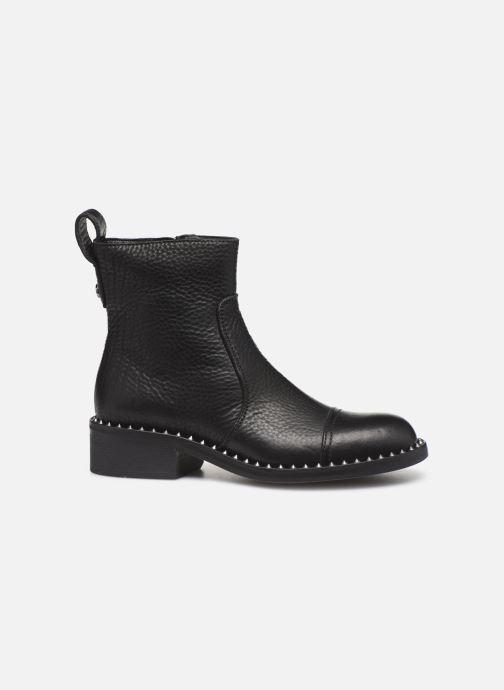 Bottines et boots Zadig & Voltaire Empress Clous Noir vue derrière