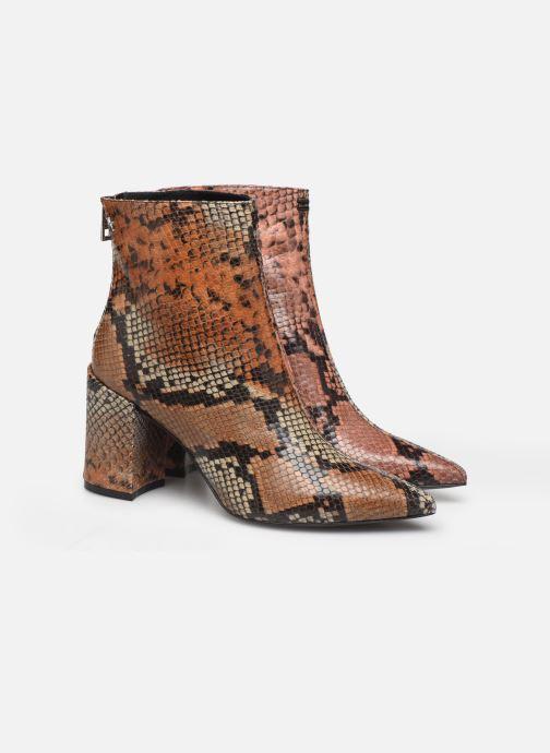 Bottines et boots Zadig & Voltaire Glimmer Wild Multicolore vue 3/4