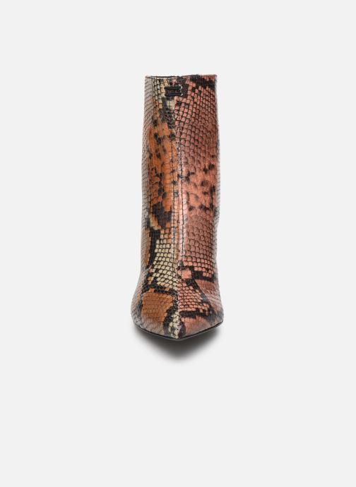 Stivaletti e tronchetti Zadig & Voltaire Glimmer Wild Multicolore modello indossato