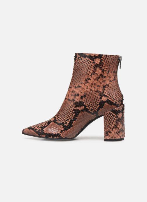 Bottines et boots Zadig & Voltaire Glimmer Wild Multicolore vue face