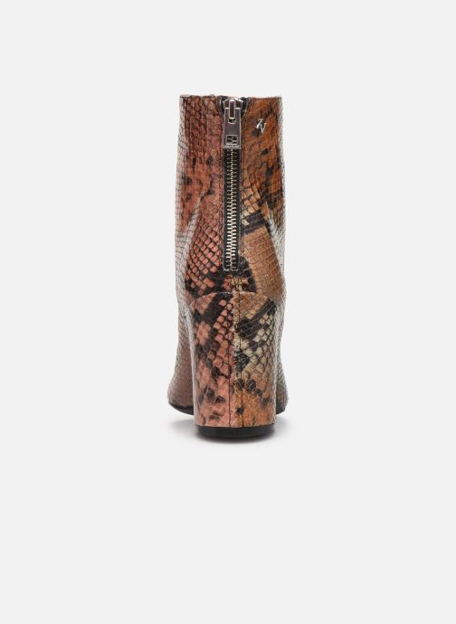 Bottines et boots Zadig & Voltaire Glimmer Wild Multicolore vue droite