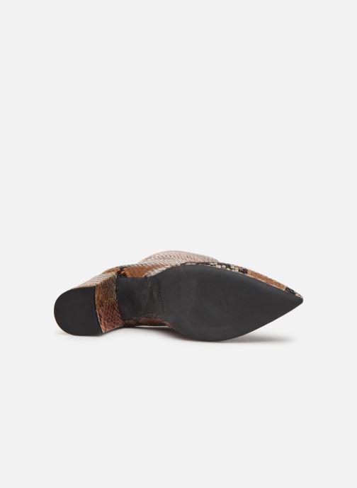 Bottines et boots Zadig & Voltaire Glimmer Wild Multicolore vue haut
