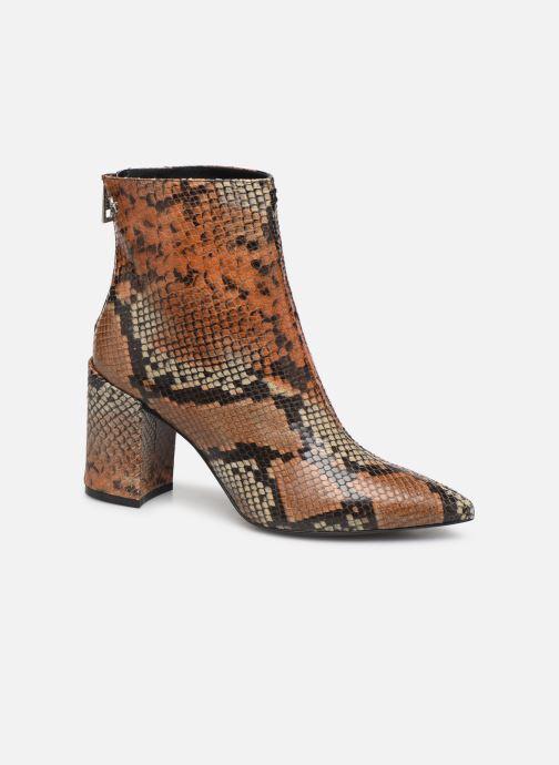 Bottines et boots Zadig & Voltaire Glimmer Wild Multicolore vue détail/paire