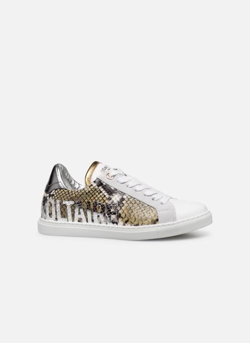 Trainers Zadig & Voltaire ZV1747 Wild Multicolor back view