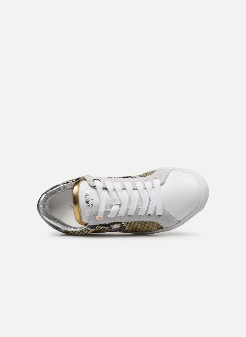 Trainers Zadig & Voltaire ZV1747 Wild Multicolor view from the left