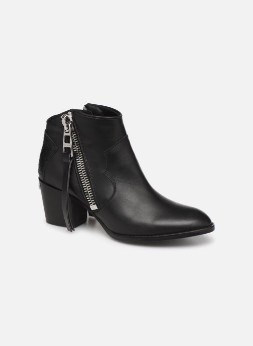 Boots en enkellaarsjes Zadig & Voltaire Molly Zip Zwart detail