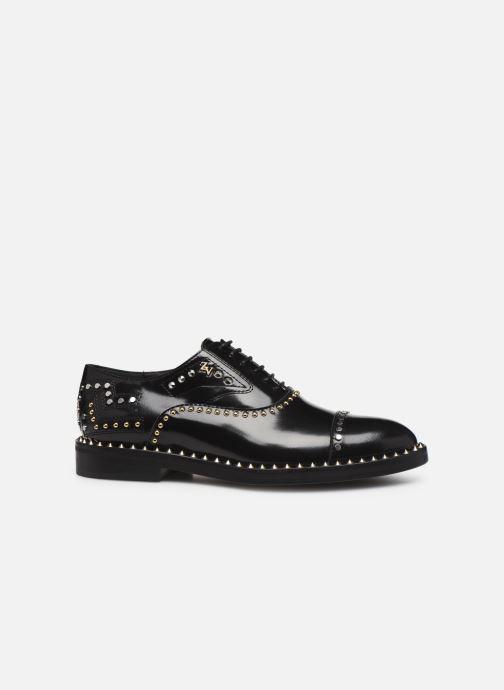 Chaussures à lacets Zadig & Voltaire Youth Studs Noir vue derrière