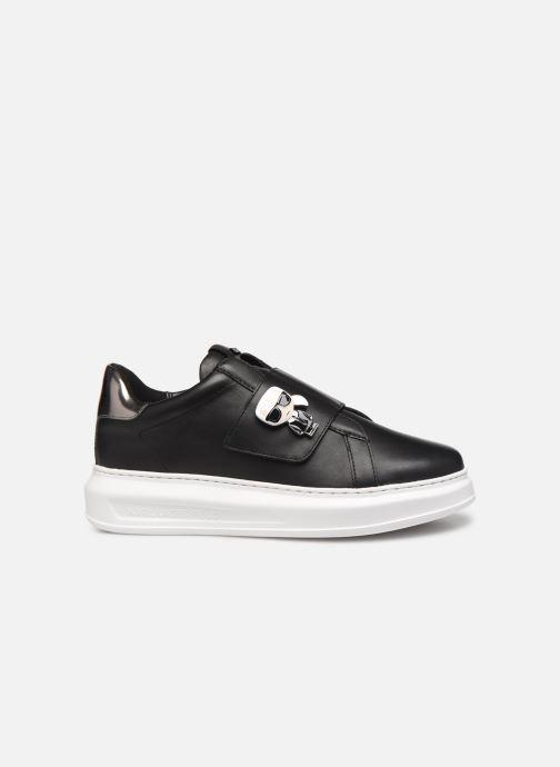Sneakers Karl Lagerfeld Kapri Ikonic Fix Strap Zwart achterkant