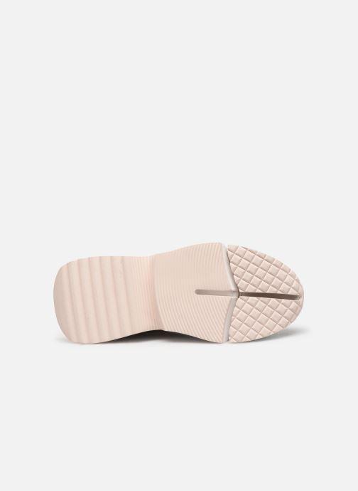 Sneakers Karl Lagerfeld Aventur Lux Leather Lace Shoe Nero immagine dall'alto
