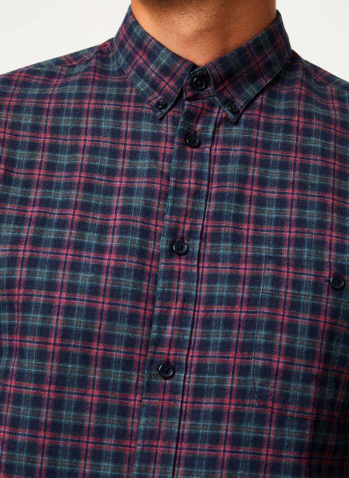 Tøj Cuisse de Grenouille SHIRT - BUTTON DOWN + POCKET Blå se forfra