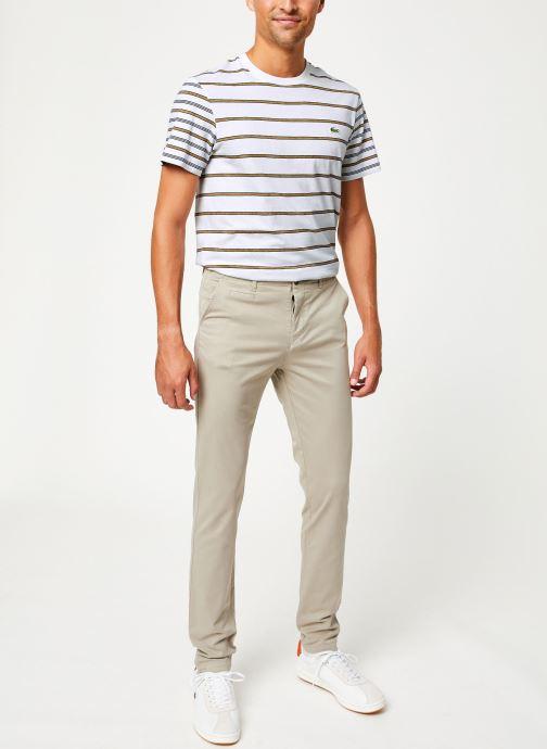 Tøj Cuisse de Grenouille PANTS - CHINO CLASSIC Beige se forneden