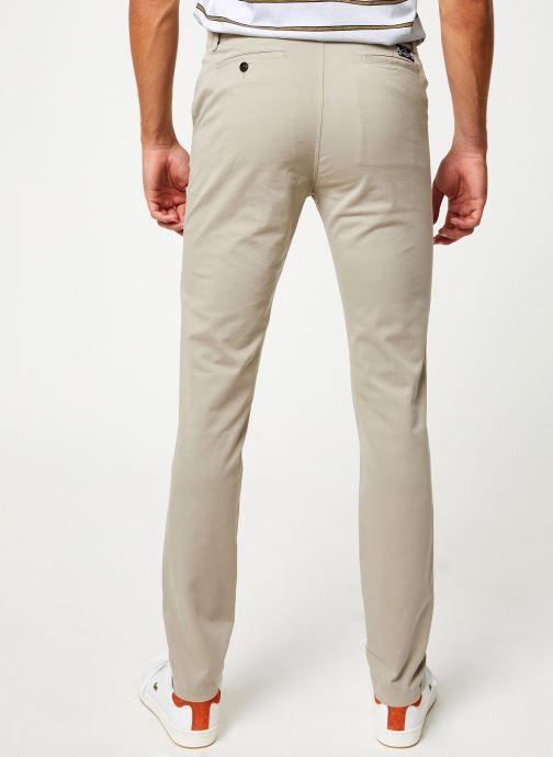 Vêtements Cuisse de Grenouille PANTS - CHINO CLASSIC Beige vue portées chaussures