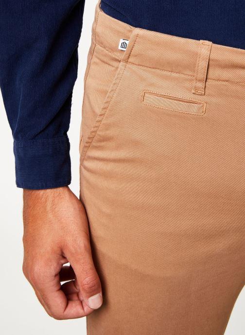 Vêtements Cuisse de Grenouille PANTS - CHINO CLASSIC Marron vue face