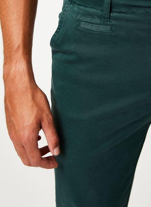 Vêtements Cuisse de Grenouille PANTS - CHINO CLASSIC Vert vue face