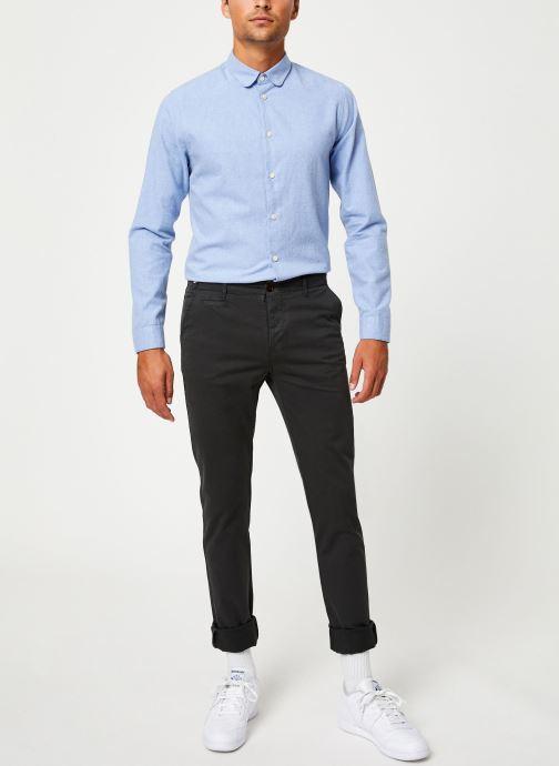Tøj Cuisse de Grenouille PANTS - CHINO CLASSIC Grå se forneden