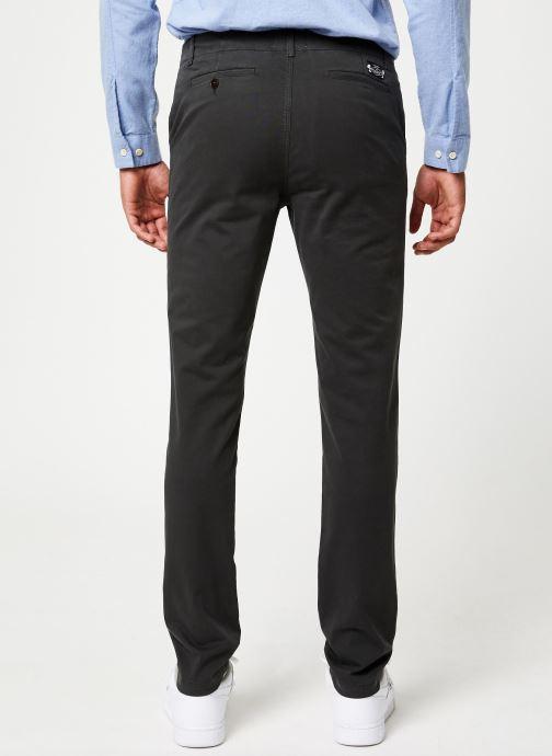 Tøj Cuisse de Grenouille PANTS - CHINO CLASSIC Grå se skoene på