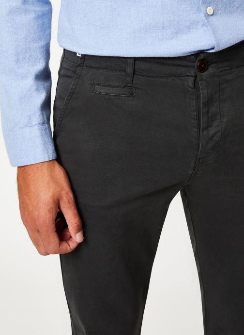 Tøj Cuisse de Grenouille PANTS - CHINO CLASSIC Grå se forfra