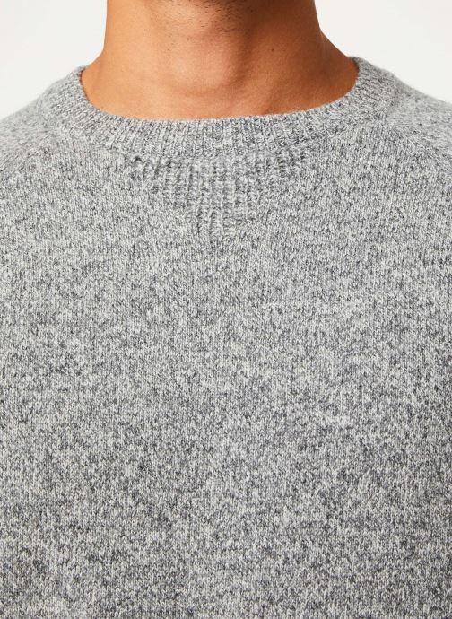 Tøj Cuisse de Grenouille KNIT SWEATER - CLASSIC Grå se forfra