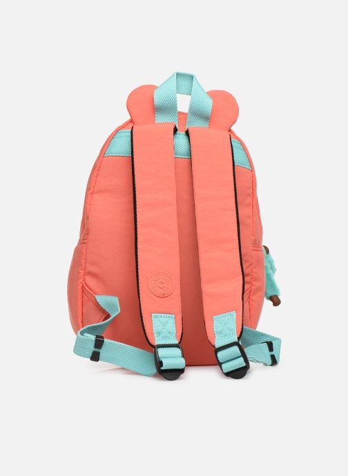 Schooltassen kipling HIPPO Roze voorkant