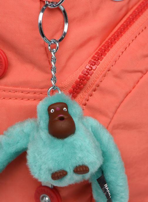 Schooltassen kipling HIPPO Roze links