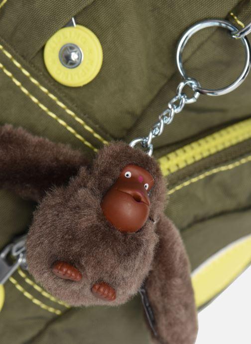 Scolaire kipling HIPPO Vert vue gauche