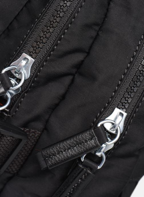 Rucksäcke kipling TAMIKO schwarz ansicht von links