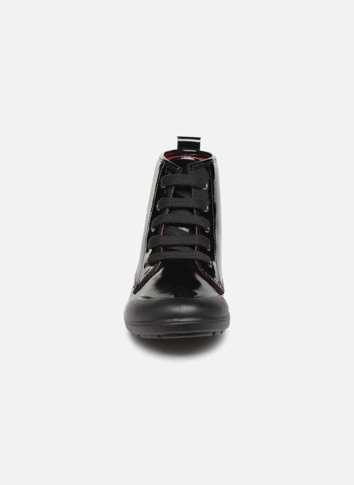Boots en enkellaarsjes Conguitos Jl1 280 14 Zwart model