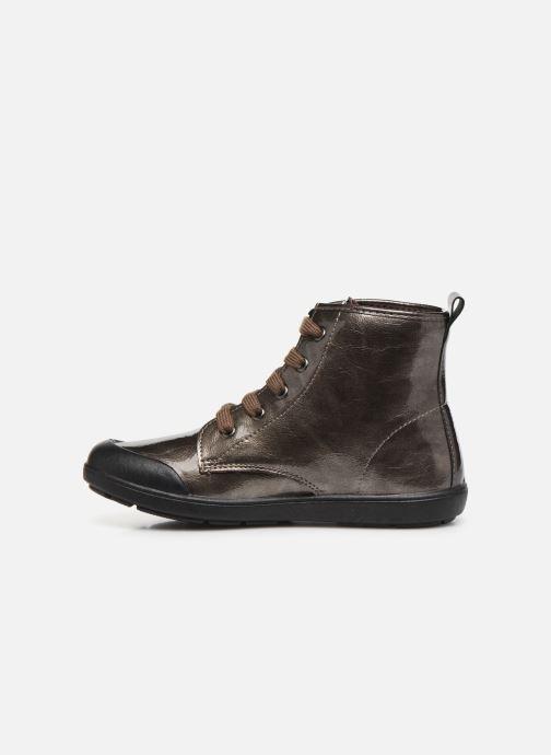 Bottines et boots Conguitos Jl1 280 14 Or et bronze vue face