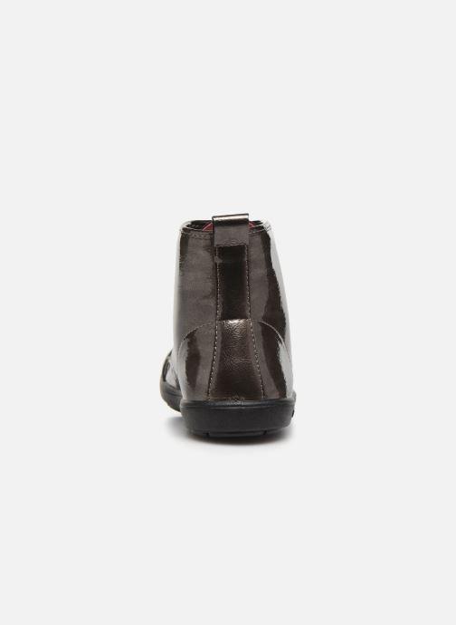Bottines et boots Conguitos Jl1 280 14 Or et bronze vue droite