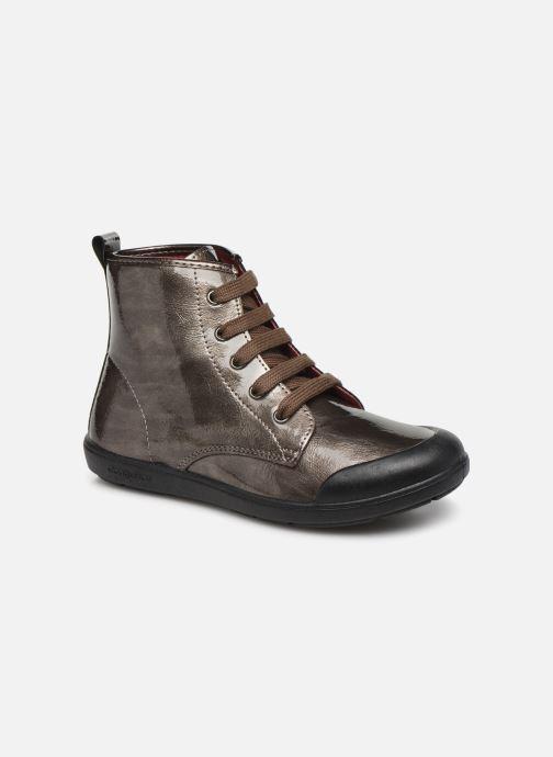 Bottines et boots Conguitos Jl1 280 14 Or et bronze vue détail/paire
