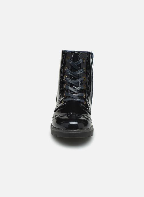 Bottines et boots Conguitos Jl1 112 90 Bleu vue portées chaussures
