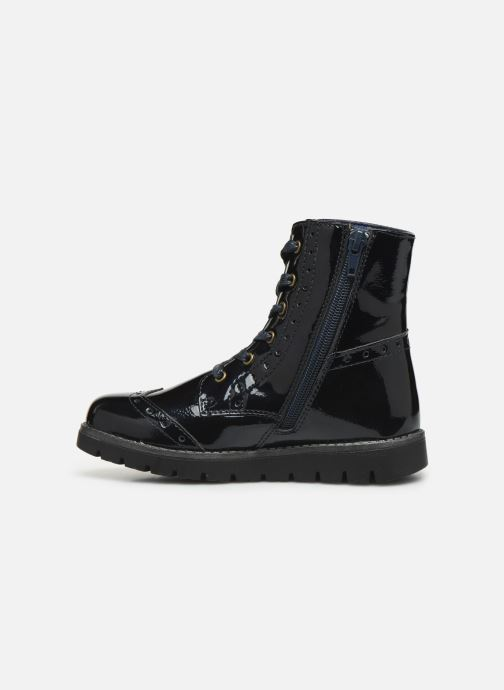 Bottines et boots Conguitos Jl1 112 90 Bleu vue face