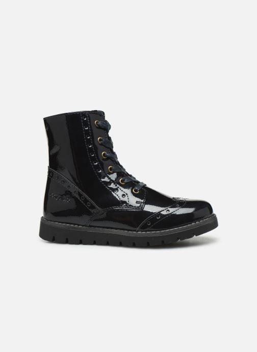 Bottines et boots Conguitos Jl1 112 90 Bleu vue derrière