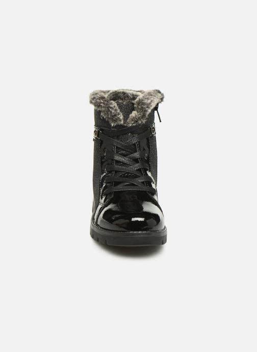 Bottines et boots Conguitos Jl1 112 92 Noir vue portées chaussures