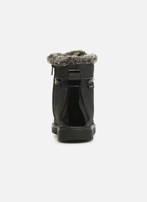 Bottines et boots Conguitos Jl1 112 92 Noir vue droite