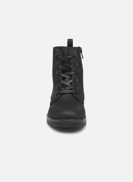 Bottines et boots Conguitos Jl1 112 96 Noir vue portées chaussures