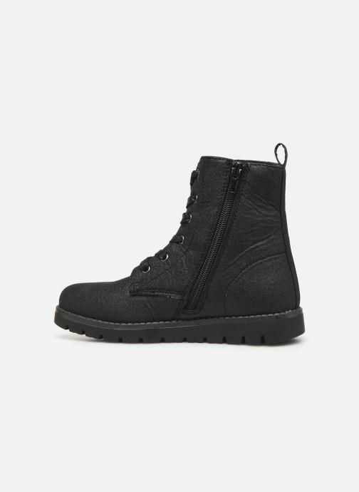 Boots en enkellaarsjes Conguitos Jl1 112 96 Zwart voorkant