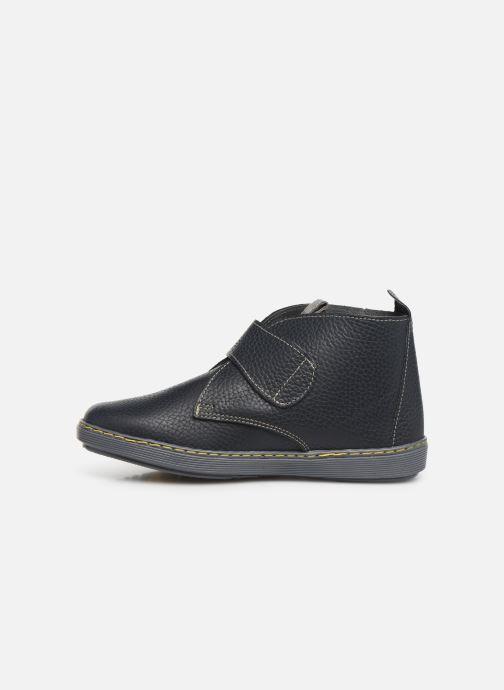 Bottines et boots Conguitos Jl1 250 26 Bleu vue face