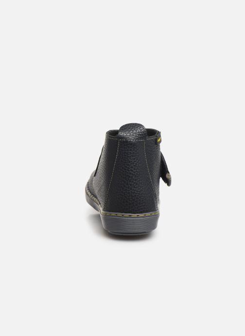 Bottines et boots Conguitos Jl1 250 26 Bleu vue droite
