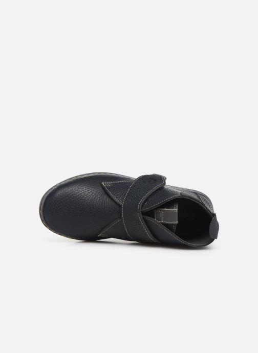 Boots en enkellaarsjes Conguitos Jl1 250 26 Blauw links