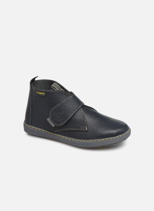 Bottines et boots Conguitos Jl1 250 26 Bleu vue détail/paire